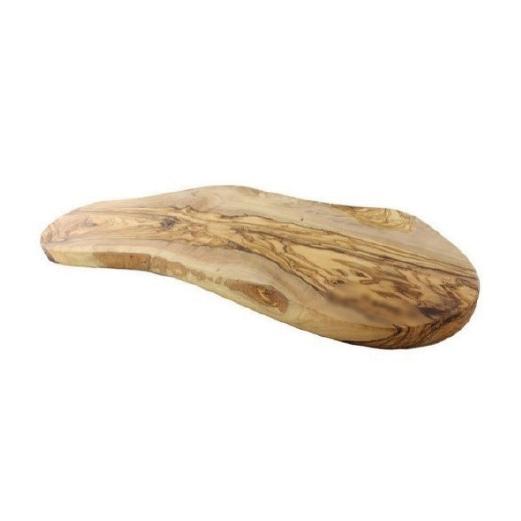 Borrelplank olijfhout ovaal