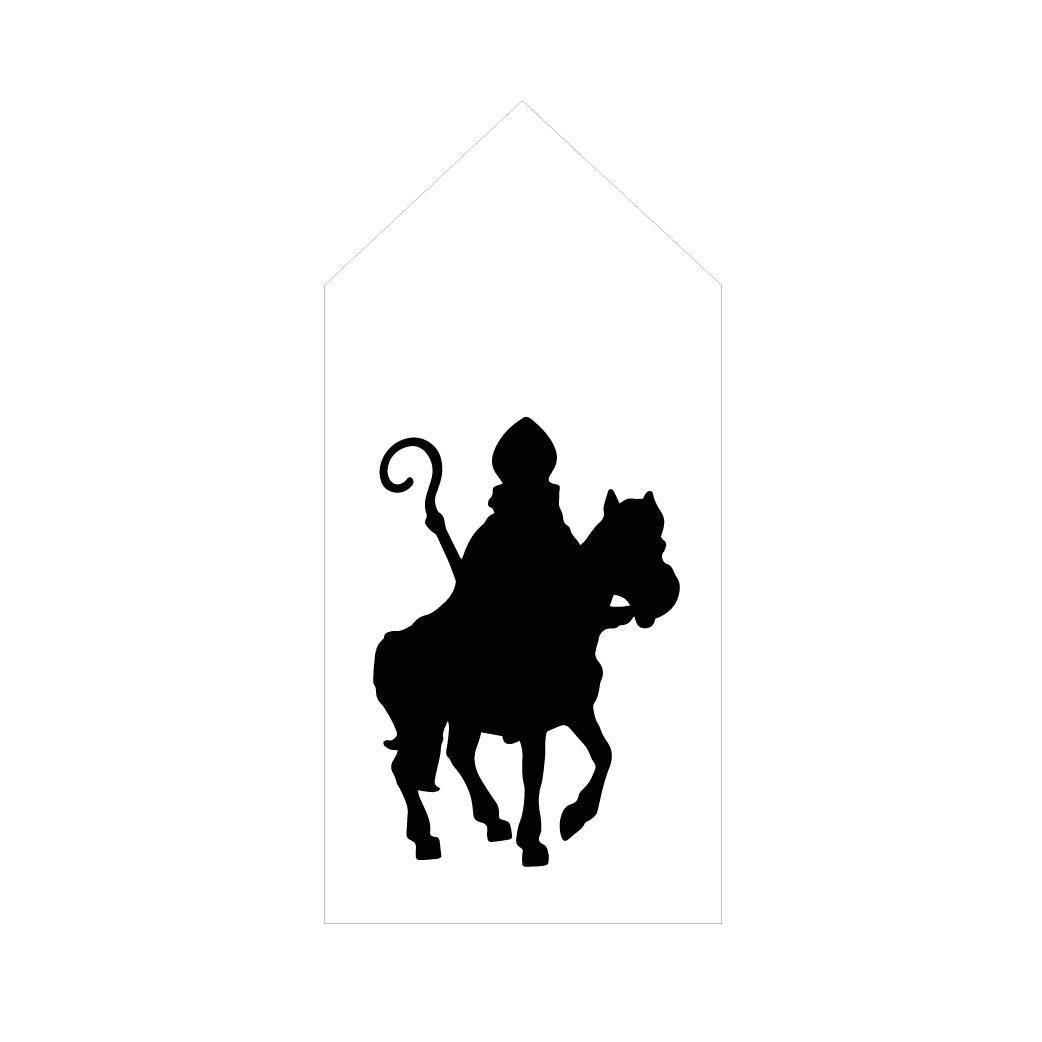 Houten Huisje Sinterklaas