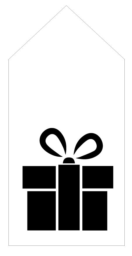 Houten Huisje cadeautje 1