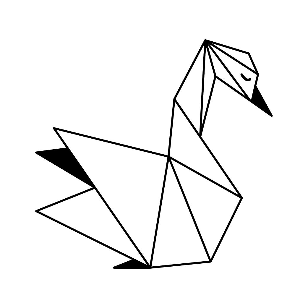 Zwaan elegant
