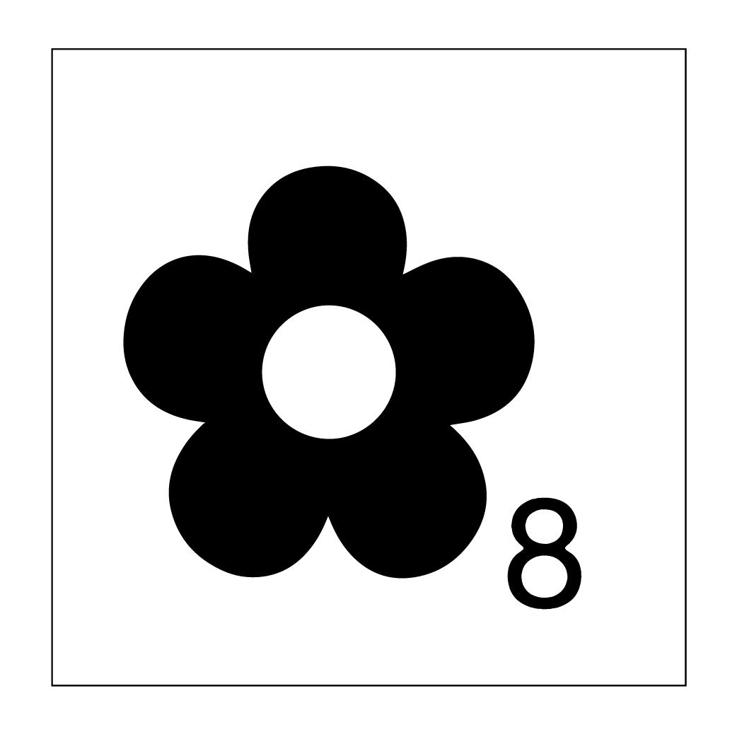 Scrabble Bloem